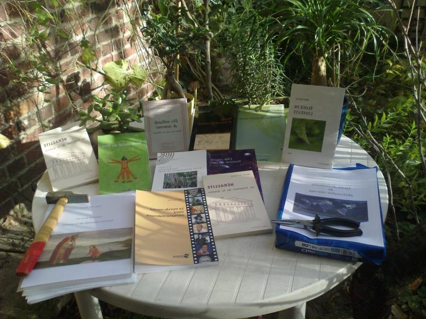 La PhS : une douzaine de livres écrits par Alain Sournia disponibles en accès libre en version numérique ou à la vente en version imprimée.